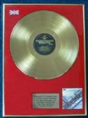 The Beatles - 24 Carat LP Gold Disc - Please Please Me